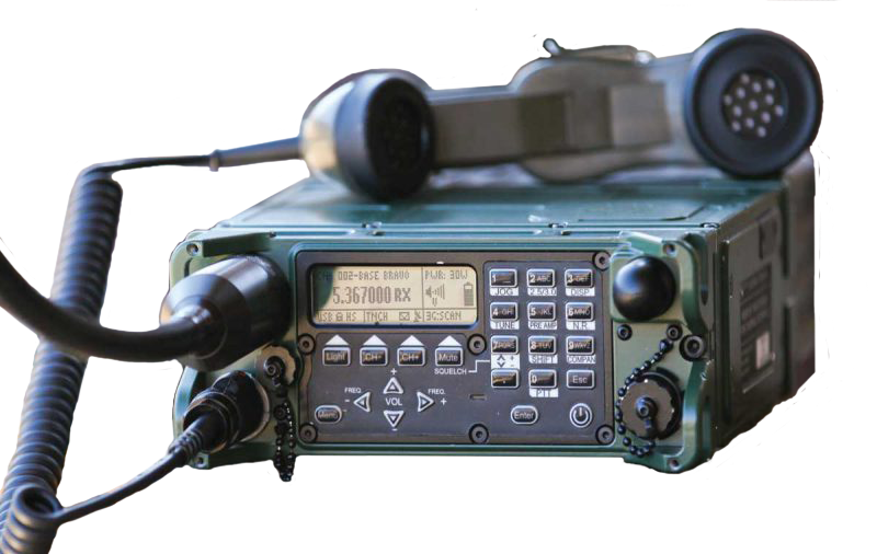 Leopard1 HF/VHF/UHF* | Sat-Com Communications Systems