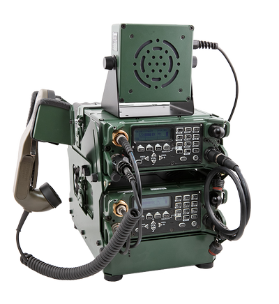 Leopard1 Military Repeater