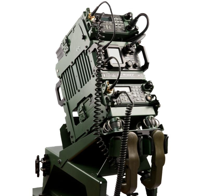 Leopard1 Military Vehicular installation